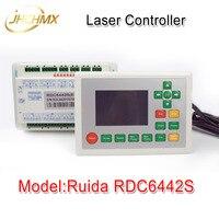 Бесплатная доставка Ruida RDC6442S Co2 Запчасти для лазера лазерная машина контроллер Co2 система лазерного контроллера
