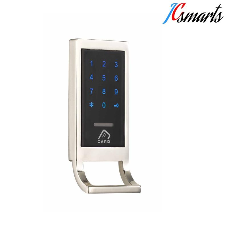 Zinc alloy lock for locker electronic cabinet lock RFID sauna lock digital electric best rfid hotel electronic door lock for flat apartment