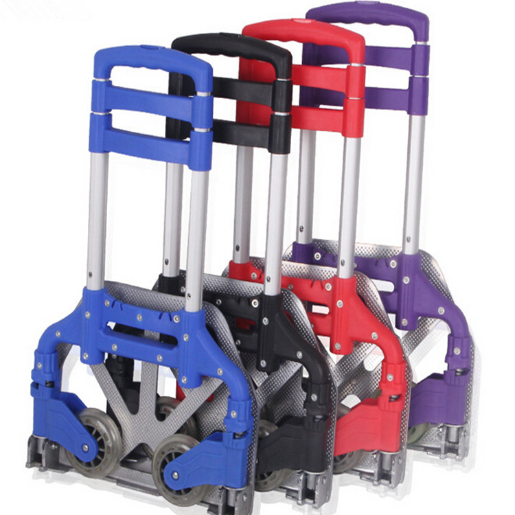 Auto accessories folding luggage carts,car trolleys, aluminium alloy material,storage bag XL02
