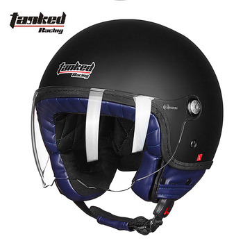2018 tanked T583 matte black motorcycle Helmet for men women,MOTO motorbike electric bicycle scooter helmet M  L XL XXL