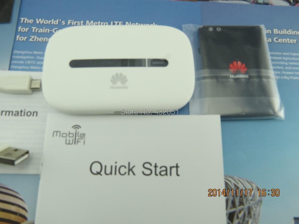 ФОТО Huawei Mobile WiFi E5330 MIFI - Router WLAN