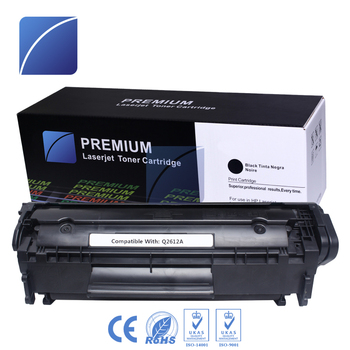 Q2612A 12A Toner Cartridges Compatible For HP 1010 1012 1015 1018 1020 1022 1022n 1022nw 3015 3020 3030 3050 3052 Laser Printer