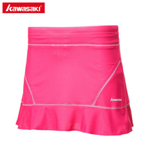 Original Kawasaki Badminton Tennis Skorts Summer Fitness Outdoor Sports Quick Dry Mini Skirts For Women Ladies SK-172703