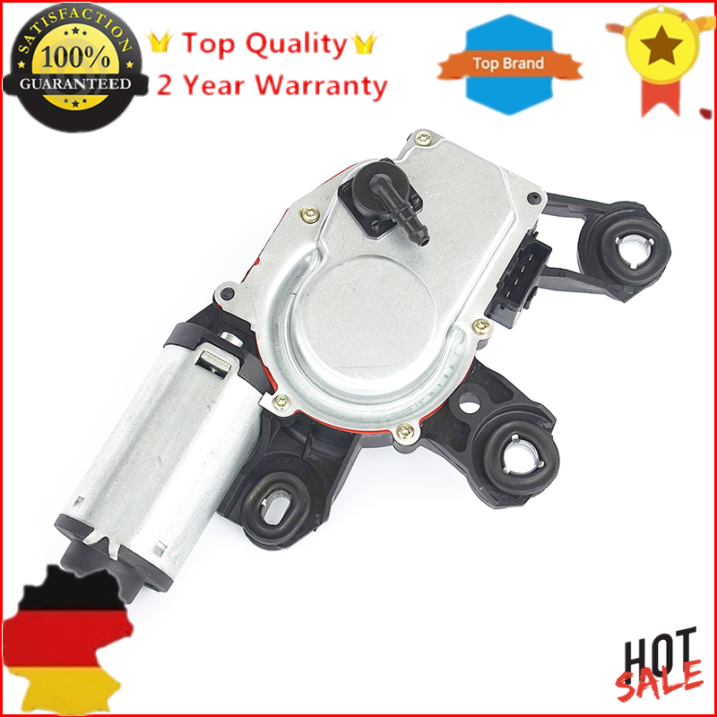 New Rear Windscreen Wiper Motor For AUDI A3 A4 A6 Q5 Q7 B5 B6 B7 1.8 8E9955711A 8E9955711B 8E9955711C 579603 8E9955711E white car no canbus error 18smd led license number plate light lamp for audi a3 s3 a4 s4 b6 b7 a6 s6 a8 q7 147