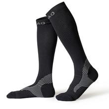 RB7703 R Bao Men/Women Professional Compression Running Stockings High quality Marathon Sports Socks Quick Dry Bicycle Socks
