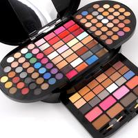 MISS ROSE Brand Makeup Kit For Women Waterproof Long Lasting Pigment Face Eyes Lips Contour Full