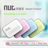 Nut 3 Mini Smart Purse Finder Itag Bluetooth Tracker Pet Locator Luggage Wallet Phone Key Anti