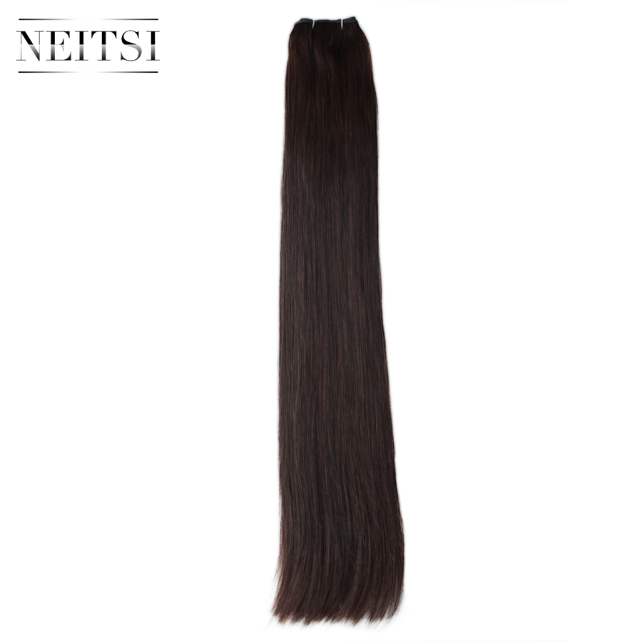 Neitsi Straight Remy Human Hair Extension 16