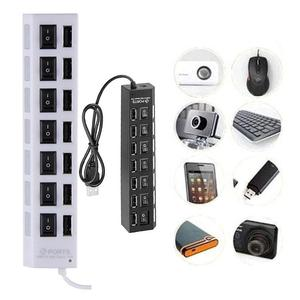 7-Port USB 2.0 Multi Charger H
