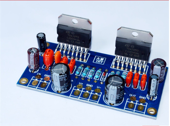 Electronic Bluetooth Circuit Board With Speaker One Kit 11 Parts