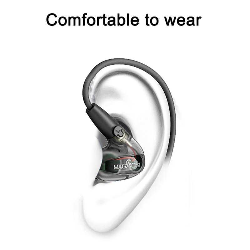 MAGAOSI Y3 Apt-X MMCX Bluetooth słuchawka Hi-Fi CSR8645 Aptx Audio kabel do Shure SE215 SE535 SE846 SE425 SE315 UE900 Android IOS