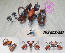 Novo Ataque Dos Clones figuras star wars Droid Hailfire Exclusivo fit legoings modelo Blocos Tijolos diy Brinquedos 75085 presente do miúdo