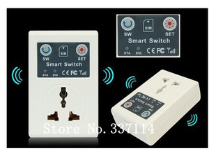 Image 5 - Gsm Stopcontact Schakelaar Gebaseerd Sim kaart Sms Call Afstandsbediening voor Smart Home Automation KONLEN