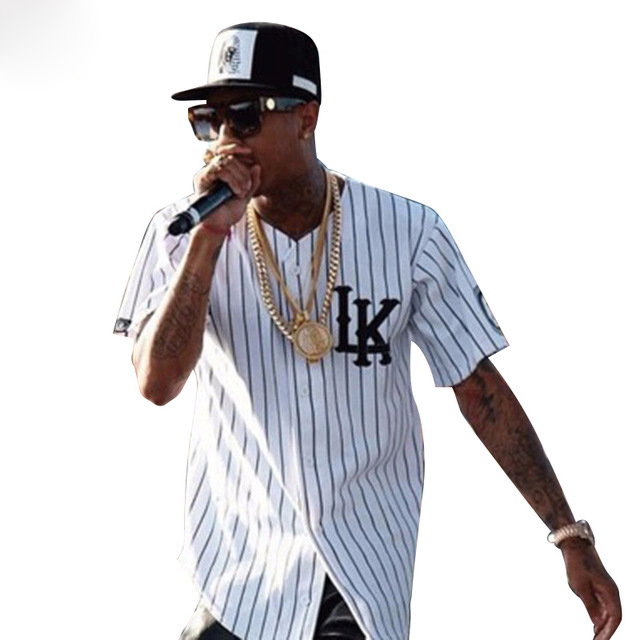 7 Knyew baseball jersey striped shirt last kings Kingin Jersey baseball jersey 52 petricka petricka jake petricka jersey