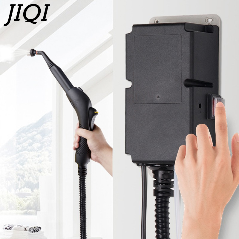 Household Self Priming Steam cleaning machine car washing tools high temperature high pressure Wet and Dry Dual use 110V/220V