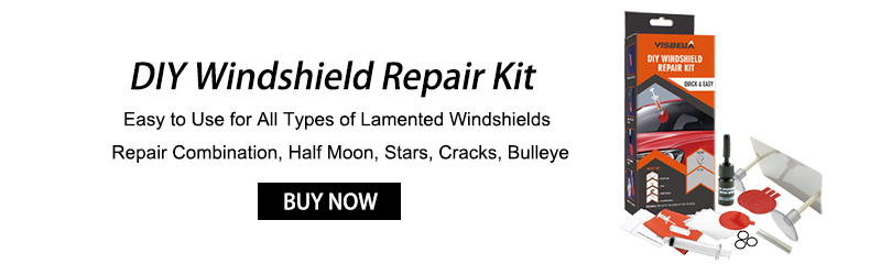 windshield repair kit (BOX)