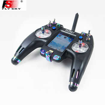 Flysky FS - NV14 2.4G 14CH Nirvana Transmitter With IA8X Receiver One Small Single And One Larger Dual Antenna Receiver RC Parts - DISCOUNT ITEM  0% OFF All Category