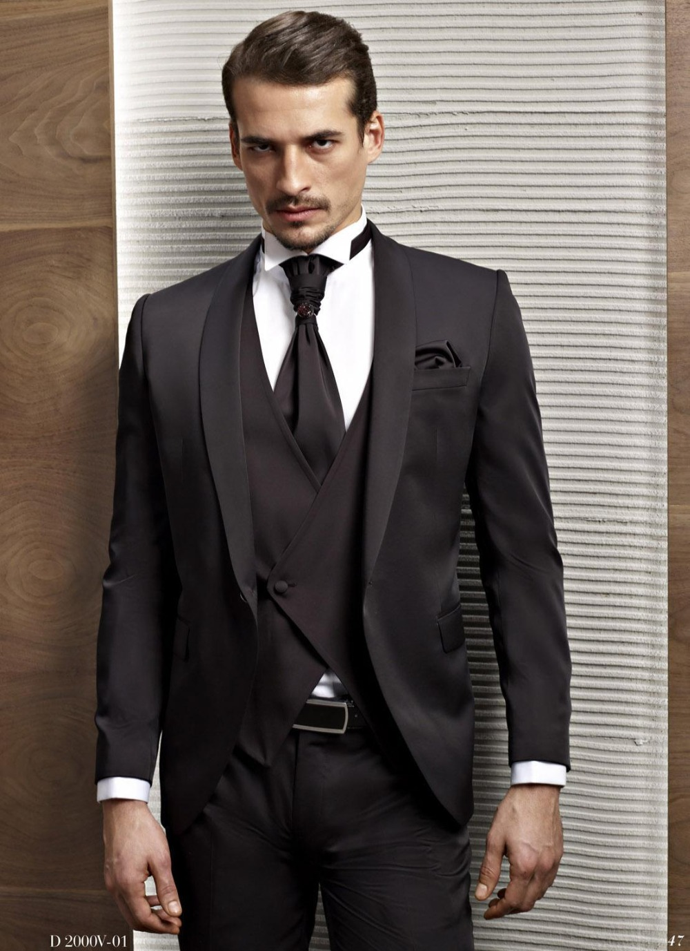 2017 Nouveau Hommes Blazer Printemps Mode Costumes Pour Hommes Slim Fit  Charbon De Outwear Manteau Costume