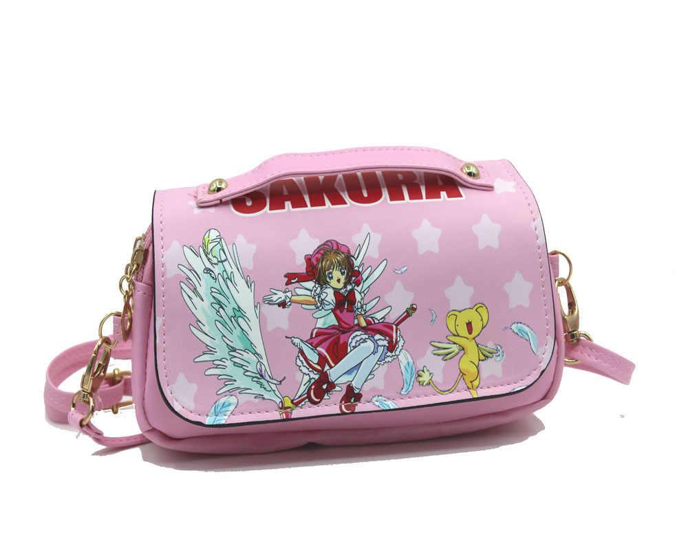 Новое поступление карта аниме Captor Sakura/Hatsune Miku/TouHou красочный пенал для карандашей/двойная молния/канцелярские сумки/Студенческая сумка