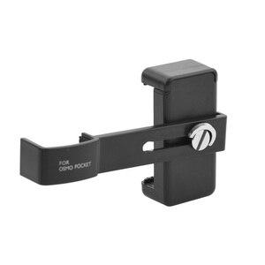 Image 4 - Support de téléphone pour DJI OSMO poche/poche 2 cardan caméra connecteur de téléphone intelligent adaptateur Support pince Fixer accessoires