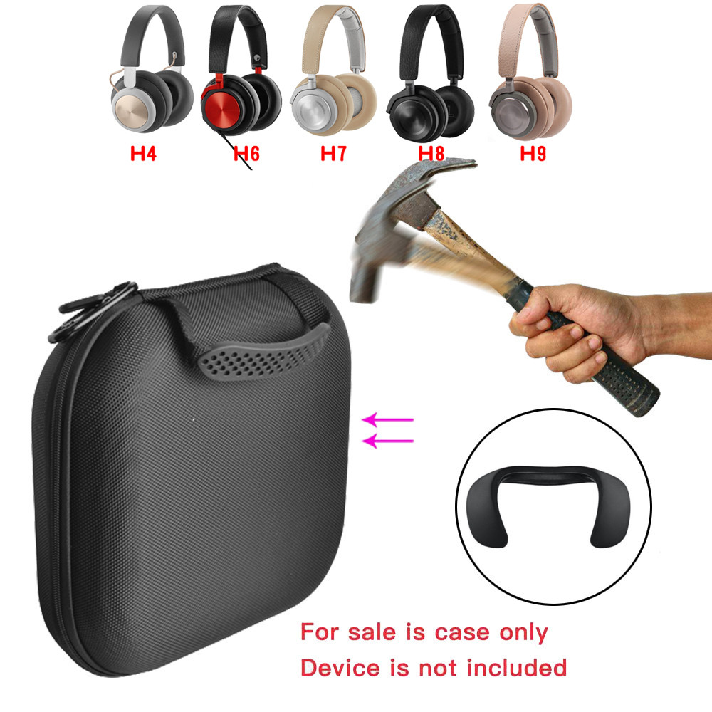Free Shipping Case EVA Protective Hard Case for Beoplay H4, H6, H7, H8, H9, H9i Wireless Headphones dropship YE12.7
