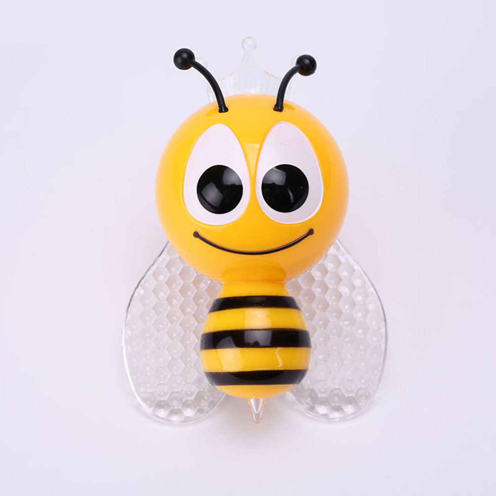 Night lights designs - Bee Design Night Light Lamp Light Controll Wall Nightlight For Baby And Toddlers With Eu