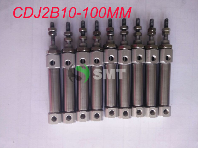 FREE SHIPPING 2pcs/lots SMC Type air Cylinder CDJ2B 10-100 Mini Pneumatic Cylinder Double Acting 10-100mm cxsm10 10 cxsm10 20 cxsm10 25 smc dual rod cylinder basic type pneumatic component air tools cxsm series lots of stock