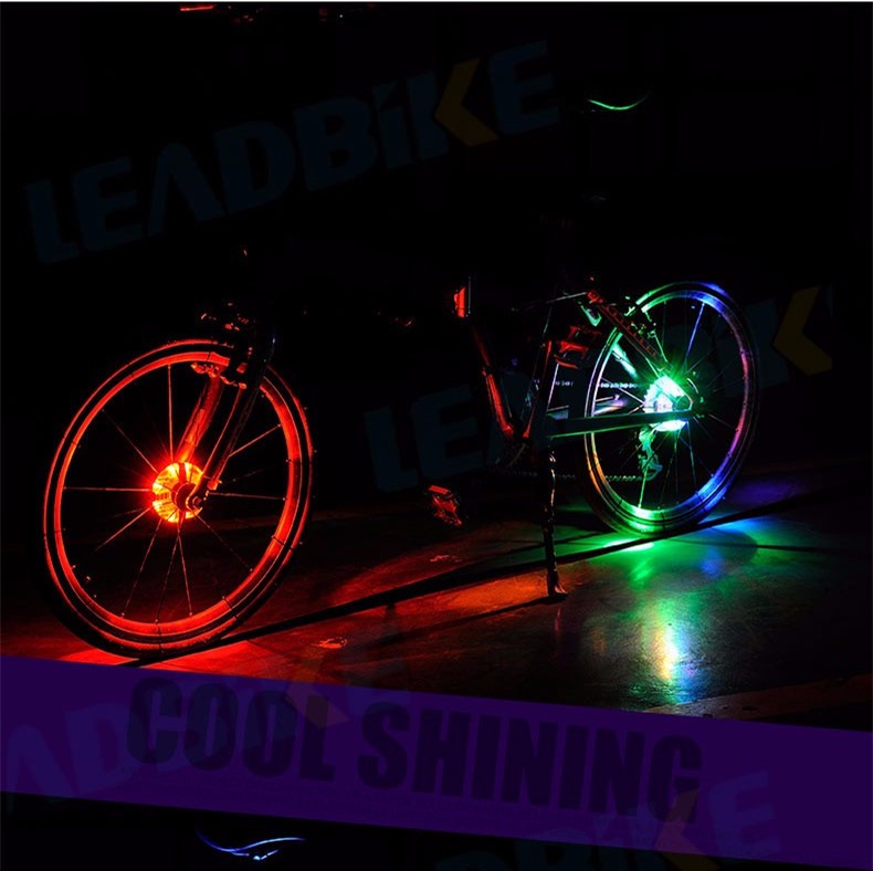 light bike front