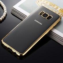 S8&S8 Plus Super Clear Slim Case for Samsung Galaxy S8