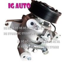 цены на Auto AC Compressor For Subaru Impreza Forester XV 2.0 2.5 73111FJ040 Z0021226A DKV-10Z 73111FJ000 Z0014247B Z0014247A Z001424713  в интернет-магазинах