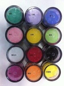Image 2 - 120 색상 아크릴 네일 파우더 kg 아크릴 파우더 UV 네일 아트 폴리머 빌더 새로운 2020 조각 패턴 장식 파우더