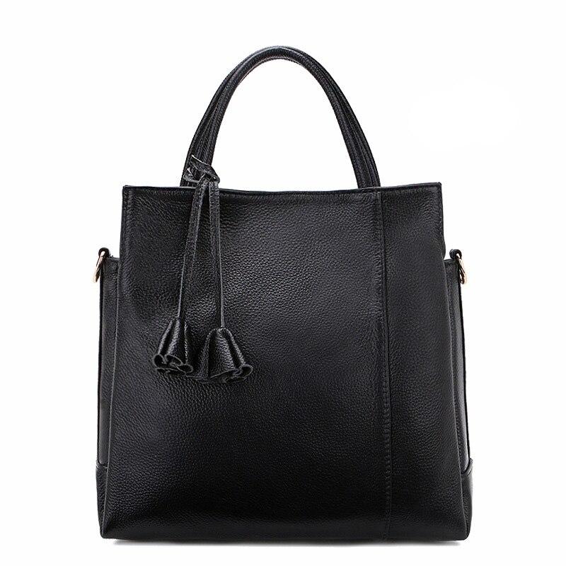 marcas de couro genuíno bolsa Exterior : Nenhum