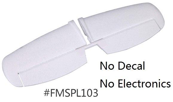 Stabilisateur Horizontal pour FMS modèle LED RC avion luciole FMS084