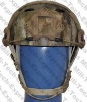 SNELLE ATAU PJ Carbon Stijl Vented Airsoft Tactical Helm/Ops Core Stijl Hoge Cut Training Helm/SNELLE Ballistische Stijl Helm