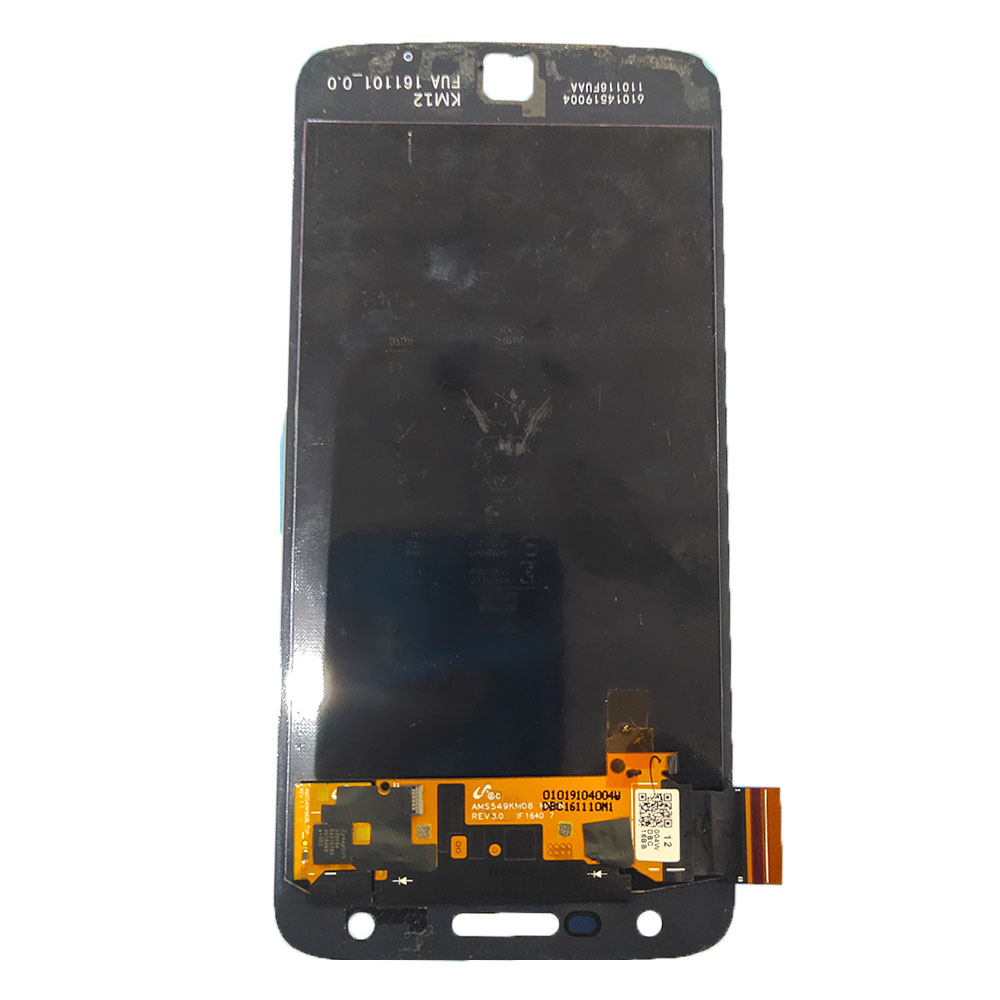 Test LCD Screen <font><b>AMOLED</b></font> LCD Display For Motorola Moto Z Play LCD Display Touch Screen Digitizer Assembly For Moto Z Play <font><b>XT1635</b></font> image
