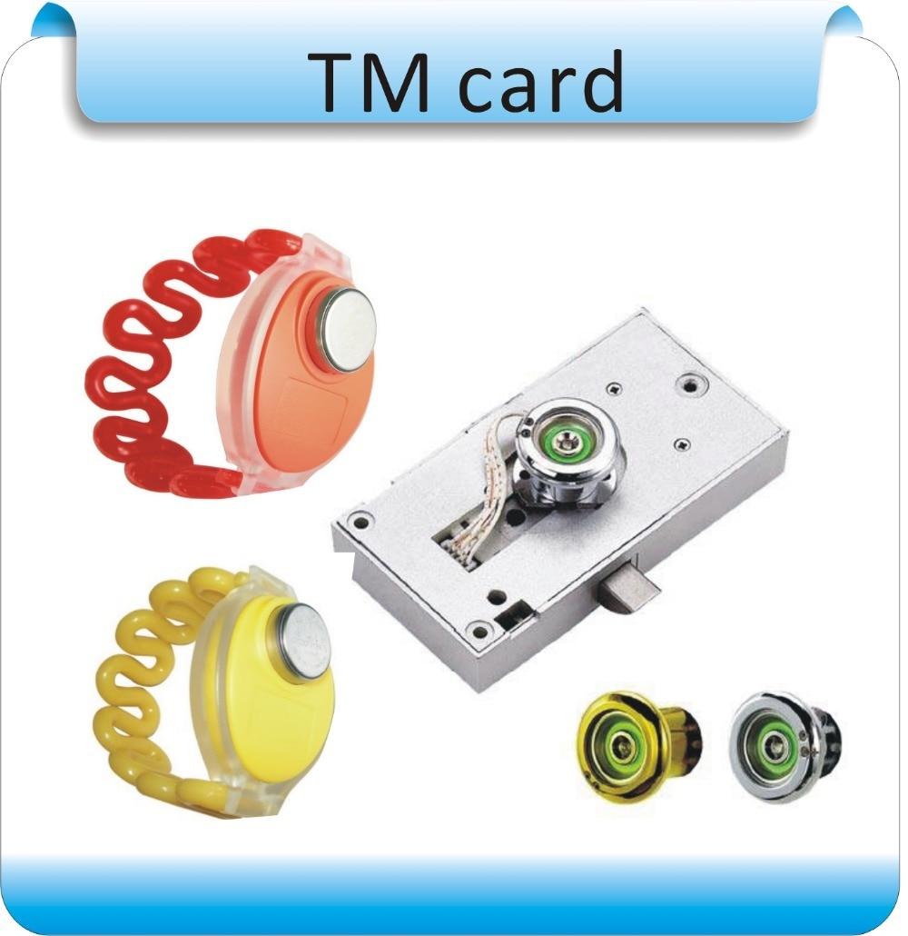 50pcs iButton TM Kartenarmband nicht magnetisch TM1990A-F5 - Schutz und Sicherheit - Foto 6