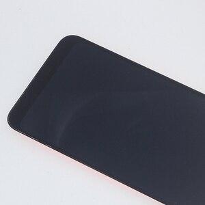 Image 4 - 6.01 inch lcd para huawei honor 8a JAT L29 display lcd tela de toque digitador assembléia para honra 8a kit de reparo do telefone painel de toque