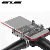 Gubอลูมิเนียมสากลปรับจักรยานจักรยานผู้ถือครองรถจักรยานยนต์h andlebarโทรศัพท์
