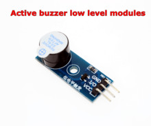 High Quality Active Buzzer Module for Arduino New DIY Kit Active buzzer low level modules(China (Mainland))