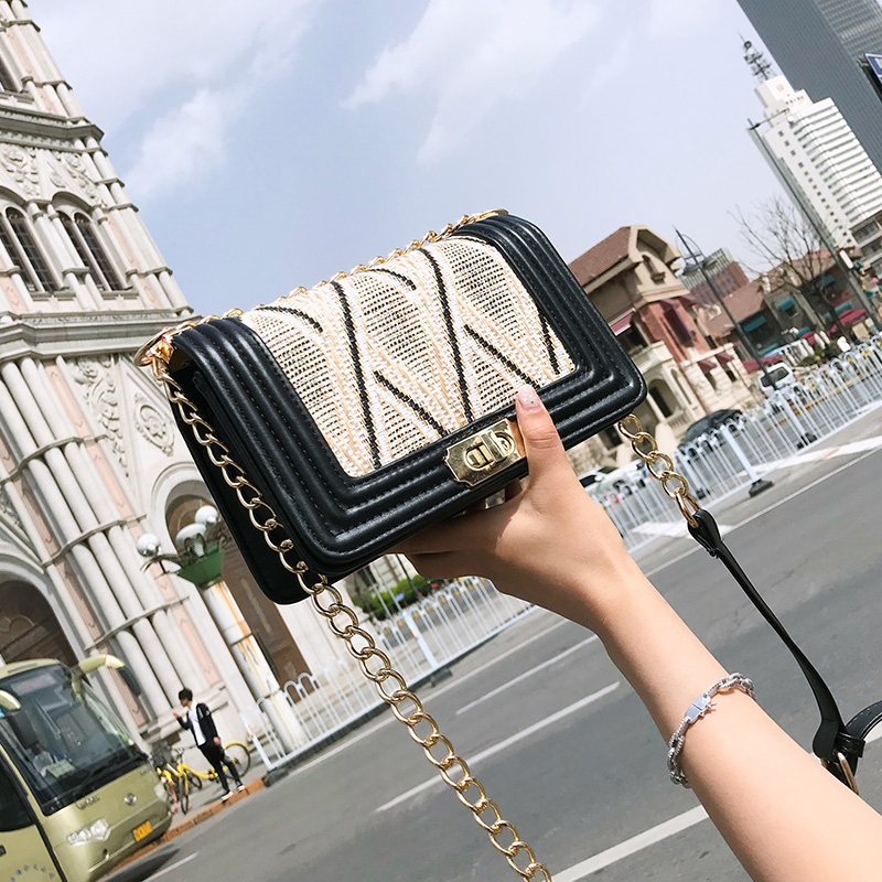2018 Fashion Luxury Handbags Women Bags Designer Vintage Chain Small Crossbody Bags for Women Messenger Shoulder Bag Channels