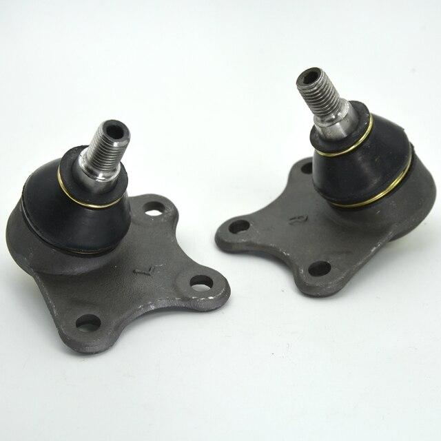 0EM 2Pcs New Suspension Ball End Triangle Arm  For VW Beetle Jetta MK4 Bora Golf Skoda 1J0 407 365 C 1J0407365C 1J0 407 366 C