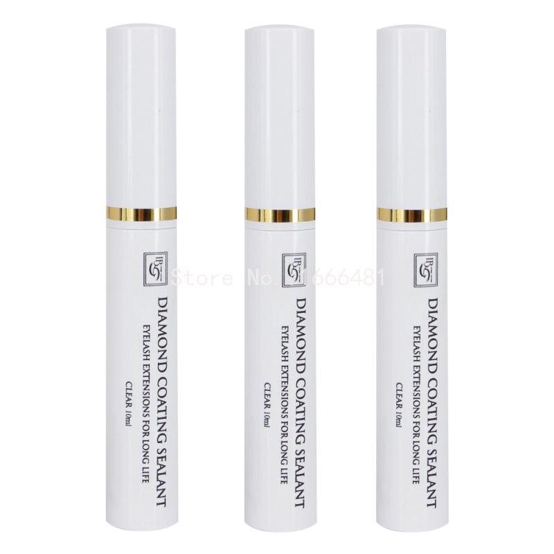 3 pzas/unids/lote extensión de pestañas sellador de pestañas herramientas de maquillaje envío gratuito