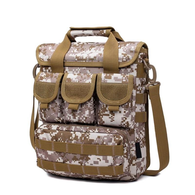 Campeggio camouflage Army Utility Viaggi Caccia Camuffamento brown Aperta Oxford Borse Sportive Tattico digital Impermeabile All'aria Di Militare acu Bag Escursione Black Trekking f6qnYw8x1O