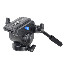 Big discount Ulanzi XILETU Video Camera Fluid Drag Tripod Head with Quick Release & Handle Grip for DSLR Canon Nikon Sony Camera Camcorder