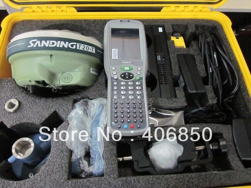 Nouveau GPS RTK T20T GPS RTK (1 + 1) système de mesure de haute précision