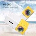 Excelvan YG300 Мини Портативный ЖК-Проектор 320x240 Пикселей Поддержка 1080 P С AV/USB/SD Карты/Интерфейс HDMI встроенный Динамик