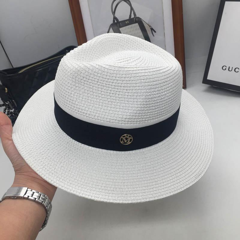 0132b75ea55 Elegant Black Jazz Hats For Women New 2017 White Sun Hat Men Formal ...