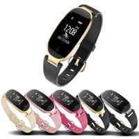 S3 Smart Bracelet Business Bluetooth Bracelet Sports Bracelet Sleep Monitoring Sports Pedometer Heart Rate Measuring Instrument