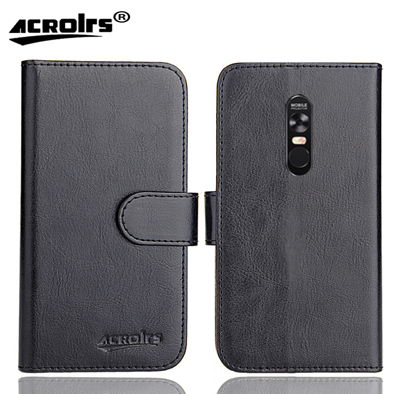 <font><b>Blackview</b></font> <font><b>Max</b></font> <font><b>1</b></font> Case 6 Colors Dedicated Leather Exclusive Special Crazy Horse Phone <font><b>Cover</b></font> Cases Credit Wallet+Tracking image