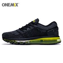 Sneakers Men Onemix Air 270 Running Shoes Shock Absorption High Outdoor Recreation Walking Training Tennis Road